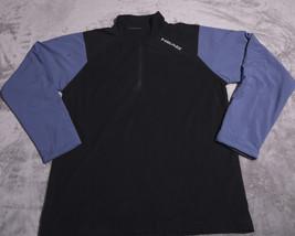 HEAD Mens 1/4 Zip Pullover JACKET COAT Sz Medium M Fleece NWT  - $41.32