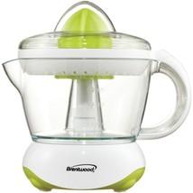 Brentwood Appliances J-15 White Citrus Squeezer/Juicer - $34.82