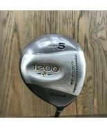 Wilson 1200  #5  21.0* Driver Right Flex Action Graphite. Oversize head.... - $25.74