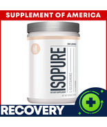 """Isopure L-Glutamine BEST RECOVERY Unflavored 60 Servings """"FREE SHIPPING""""  - $21.76"""