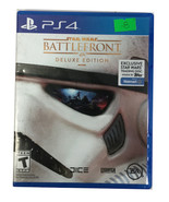 Sony Game Star wars battlefront - $16.99
