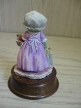 Figurine Felicity Frog Leonardo Little Nook Village LN-26  1989 image 3