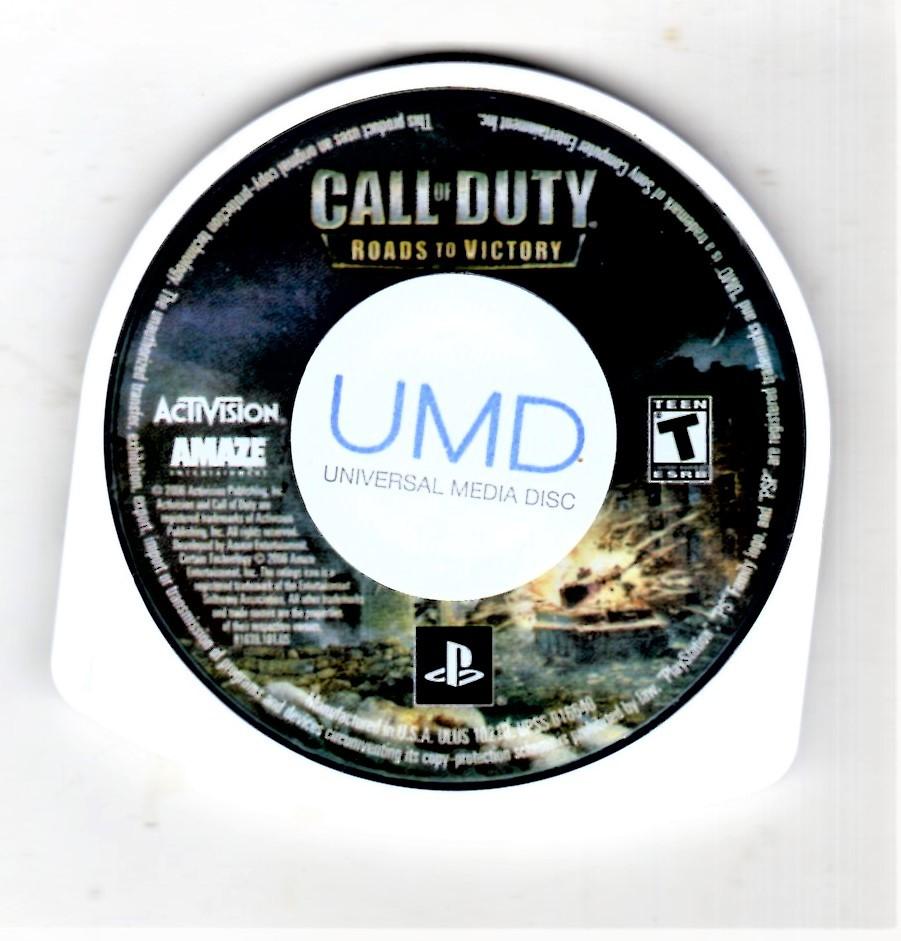 PSP - Call of Duty (Game Only) Sony PSP