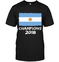 Argentina Champions 2018 Football Jersey Soccer Shirt - $17.99+