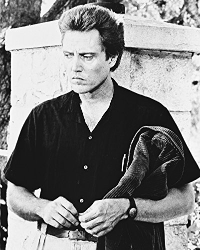 Primary image for Christopher Walken B&W Print 16x20 Canvas Giclee