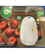 AIR WICK  Essential Oil Mist  *Apple Cinnamon Medley* 1-Diffuser +1-Oil - $13.09