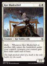 Magic The Gathering-Battle for Zendikar-KOR BLADEWHIRL - $0.19