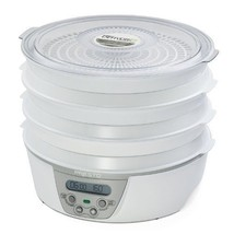 Multiple 6 Tray Electric Food Dehydrator Non stick Mesh Dehydrating Tray... - £77.82 GBP