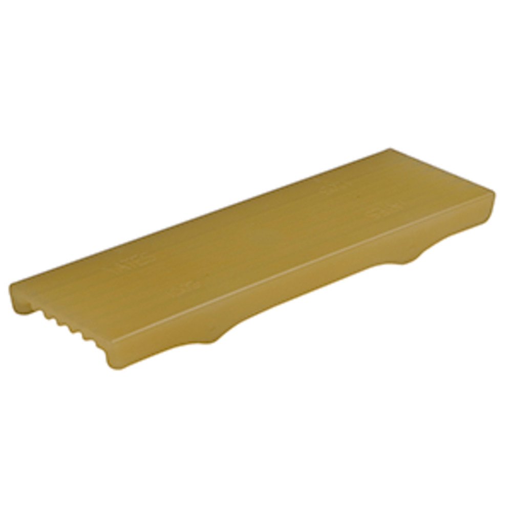 "Primary image for C.E.Smith Flex Keel Pad - Full Cap Style - 12"" x 3"" - Gold"