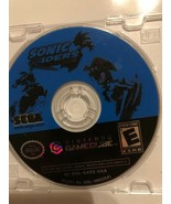 Nintendo Gamecube Video Game Sonic Riders Loose Game Cleaned & Tested Fr... - $11.50