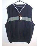 NWT VTG 1999 Reebok GREG NORMAN Collection Material Golf Vest Men's XL M... - $34.64