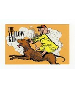 "FDC POSTCARD -""THE YELLOW KID"" COMIC CLASSIC COLLECTION-1995 FLEETWOOD BK14 - $1.47"