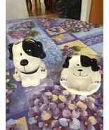Ceramic Bathroom Kitchen Puppy Dog Soap Dish & Toothbrush Holder Brand N... - $19.99