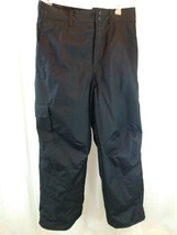 Free Country Lined Waterproof Snowboarding Pants Mens XL Regular Black S... - $40.38