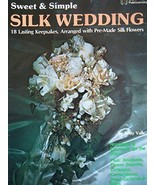 Sweet & simple silk wedding: 18 lasting keepsakes, arranged with pre-mak... - $4.69