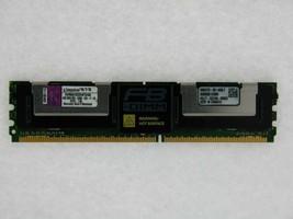 KVR667D2D4F5/4G 4GB 240p PC2-5300 CL5 36c 256x4 DDR2-667 2Rx4 1.8V ECC FBDIMM