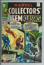 Marvel Collectors Item Classics #17 Original Comic Book 1968 Fantastic Four Sale - $8.99