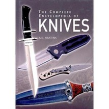 The Complete Encyclopedia of Knives [Hardcover] - $3.00