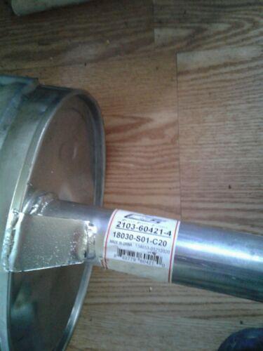 Exhaust Muffler Honda civic 2103-60421-4 OES (jew)
