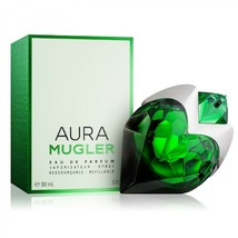 Aura Mugler Perfume For Women by Thierry Mugler 3.0 oz  EDP New In Seale... - $75.00