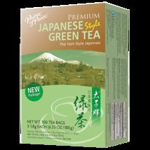 Prince of Peace Premium Japanese Style Green Tea, 100 Tea Bags - $12.74