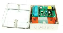 NEW KLOCKNER  / SQUARE D CI-G ENCLOSURE W/ 110VAC INPUT CONTROL UNIT K/M.CI-G