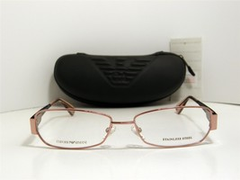 New Authentic Emporio Armani Eyeglasses EA 9669 UTN EA9669 Made In Italy... - $79.16