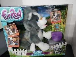 FurReal Friends Ricky, the Trick-Lovin' Interactive Plush Pet Toy - $53.00