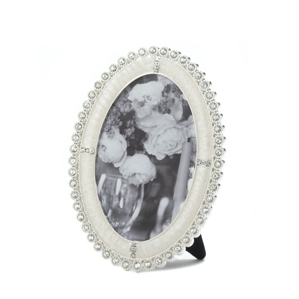Rhinestone Shine Picture Frame Available in 4x6 or 5x7 Sizes