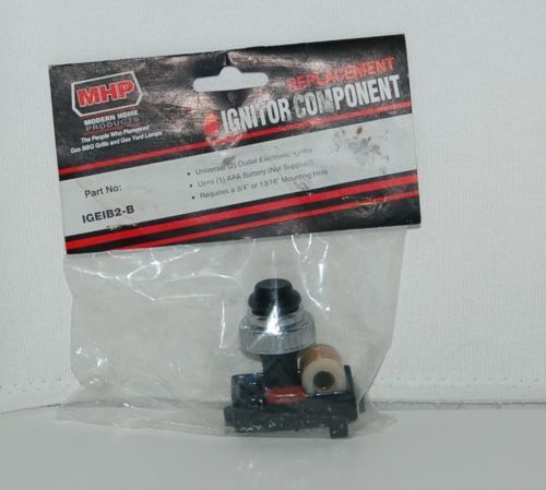MHP IGEIB2B Replacement Universal 2 Outlet Electronic Ignitor