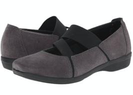 Clarks Haydin Women's Flats Comfort Loafers Shoes Juniper Grey Suede US ... - $48.26