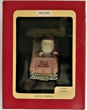 Heirloom Collection Great Brother Classic Car Christmas Ornament Carlton Cards - $19.80