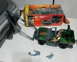 CONGO The Movie 1995 Kenner NET TRAP Vehicle with Aerial Ambush Net EUC - $39.55