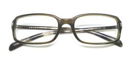 Prada Eyeglass Frames VPR 04N-A 53-17-135 0AQ-1O1 Designer Frames Rx Pla... - $49.99