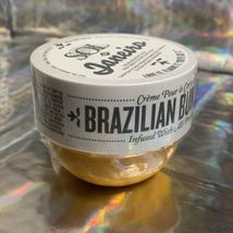 Sol De Janeiro Brazilian DISCONTINUED Body Buff Scrub 5.4oz & Bum Bum Cream 50mL image 4