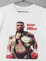 Iron Mike Shirt Bootleg | Boxing Legend Shirt | Graphic Design Shirt image 3