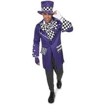 Gothic Mad Hatter Men's Adult Halloween Costume  - $57.48+