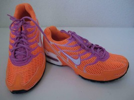 Nike Air Max Torch 4 Womens 7.5 343851-815 Orange Pink Running Shoes Lac... - $49.00