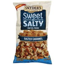 Snyder's Sweet and Salty Pretzel Pieces 10oz Bag (Pack of 3) Select Flav... - $29.99