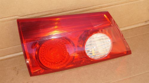 06-10 Sienna Tailgate Hatch Mounted Inner Tail Light Taillight Driver Left LH