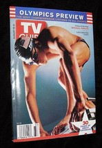 TV Guide August 15-21 2004 Michael Phelps Olympic Gold Medalist - $14.99