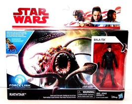 Star wars Episode 8 Bala-Tik Rathtar Action Figure Brand New FREE SHIPPI... - $9.57
