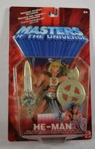 Masters of the Universe He-Man Battle Armor 2001 - $64.35