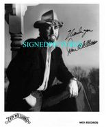 DON WILLIAMS SIGNED AUTOGRAPH 8X10 RP PROMO PHOTO THE GENTLE GIANT - $16.99