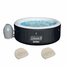 Coleman SaluSpa 4 Person Inflatable Outdoor Spa Hot Tub  - $1,999.99