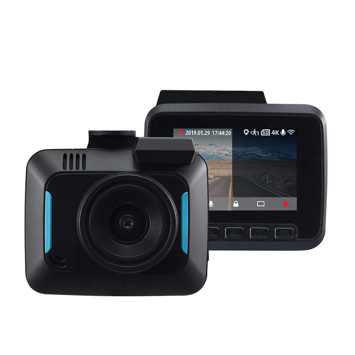 Primary image for NEW TYPE S Ultra 4K Dash Camera Model  BTS30024-1  **FREE SHIPPING**