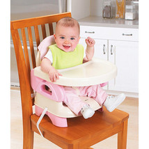 Summer Infant - Deluxe Folding Booster Seat, Pink - $56.64