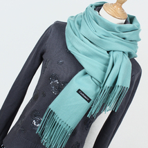 "Hot sale Scarf Pashmina Cashmere Scarf Wrap Shawl Winter Scarf Women""s Scarves T image 3"