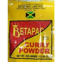 BETAPAC JAMAICAN CURRY POWDER 450 G - $19.99