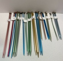 Lot Crystal Palace Circular Knitting Needles 29 inch sz 11~9  brand new in pack